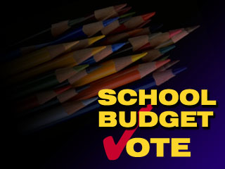 School Budget Vote May 21, 2019